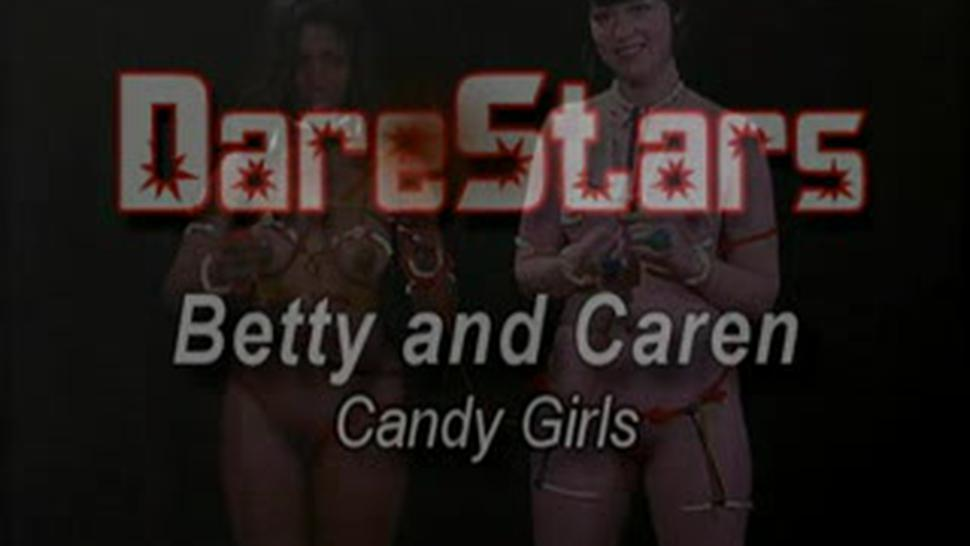 Candy Girls In Action Naked - Candy Hot