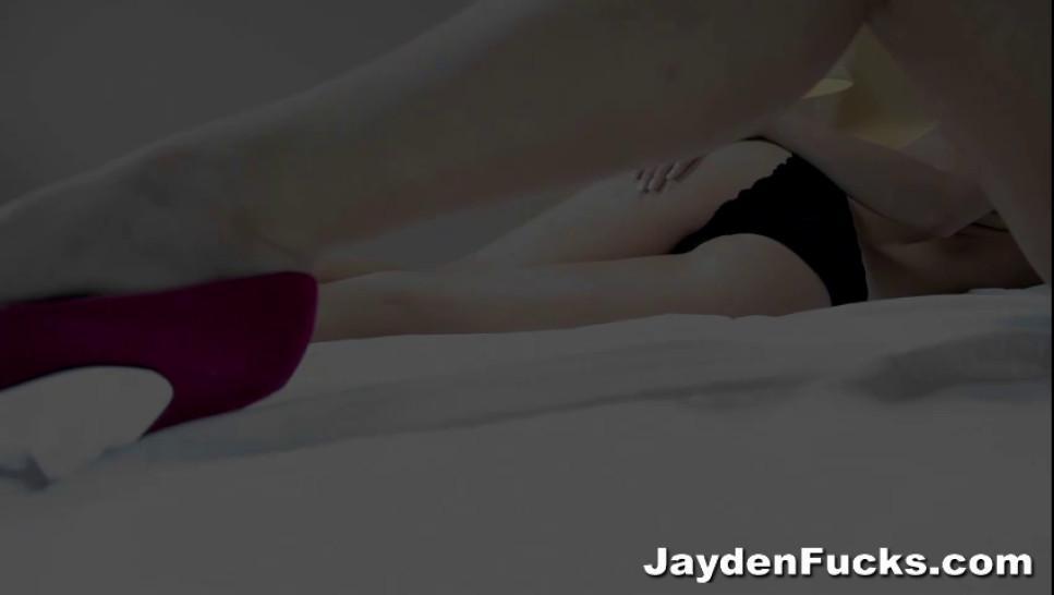 JAYDEN JAYMES XXX - Jayden Jaymes's Wake Up Lezbo Fun