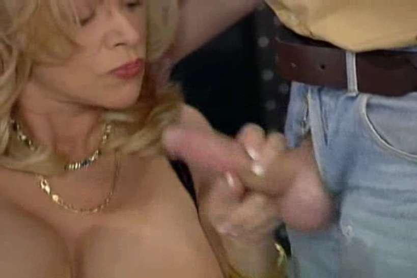 Babette Blue Cumshots Compilation
