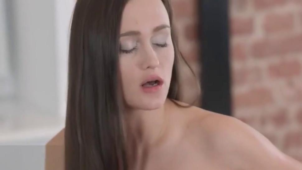 Oral sex with wild cowgirl riding