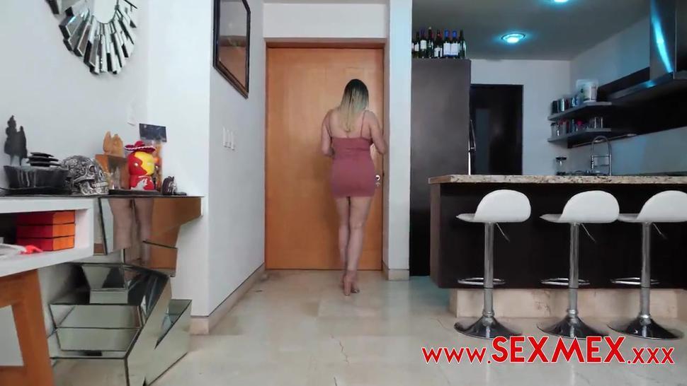Big Titty Teacher Gets Anal Creampie - Pamela Blond