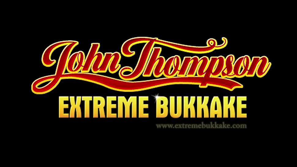 Chubby Chicks do it better! - Extreme Bukkake