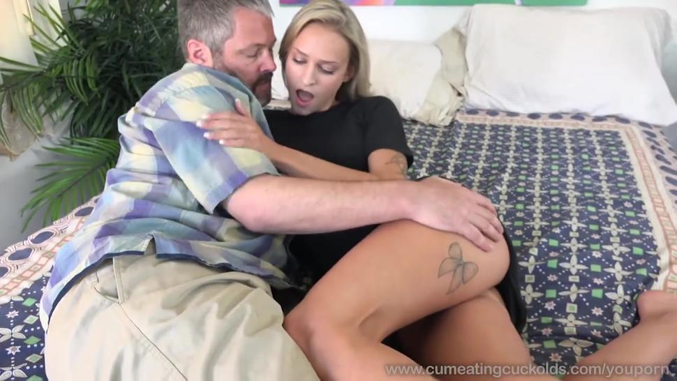 Emma Hix And Husband Screw Her Young Stud Friend