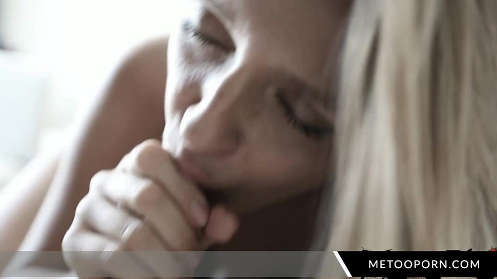 SCREW ME TOO - Mary Kalisy Enjoys Ride Cock With Loud Moans