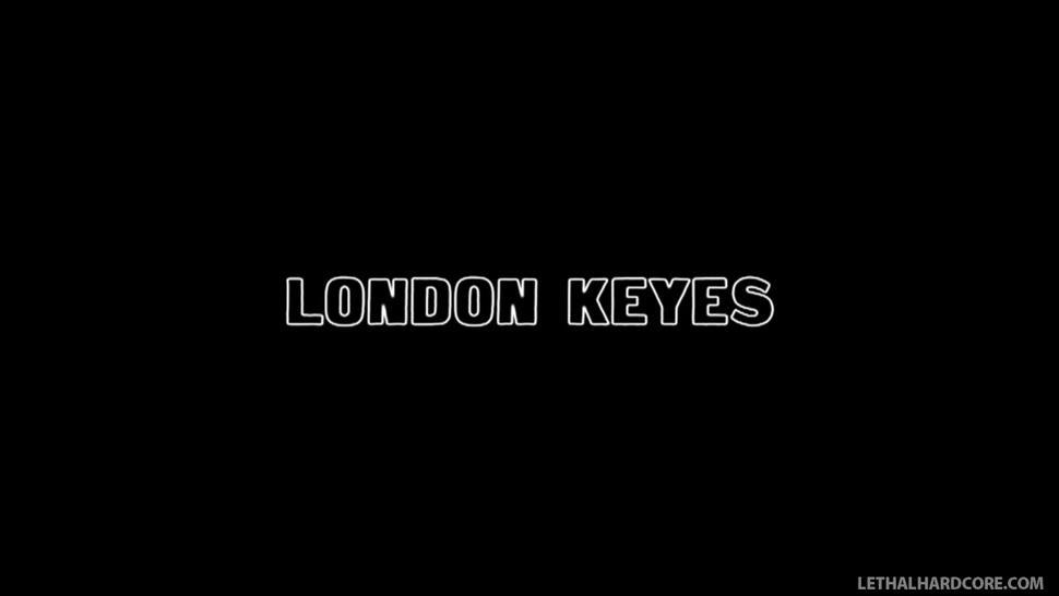 Big Dick For Exotic Bitch - London Keyes