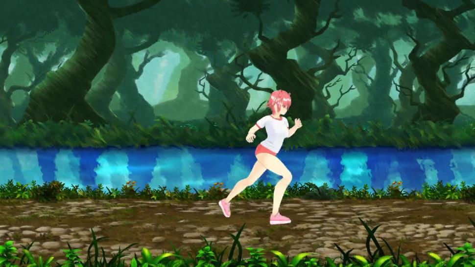 Fighting Girl Sakura Gameplay: Stage 1 Sakura gets BONED! (Ryona)