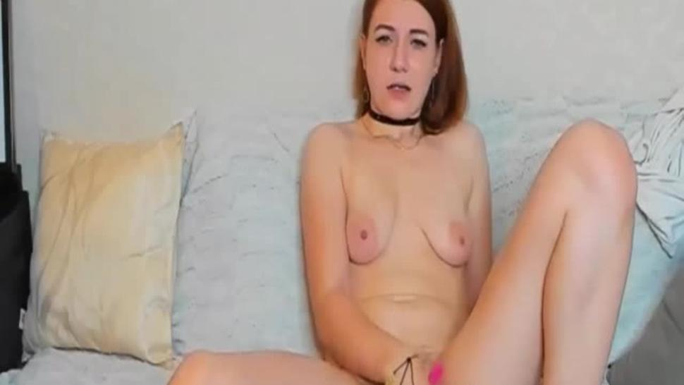 Brunette Babe Mystical Naughtiness Live
