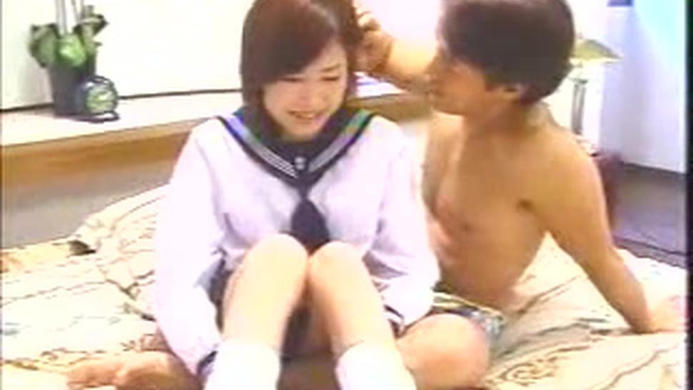 Homemade - Japanese School Girl Gets Fucked!