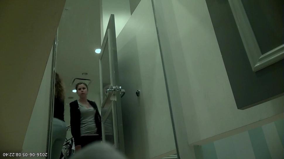 Dressing Room Voyeur Video 1