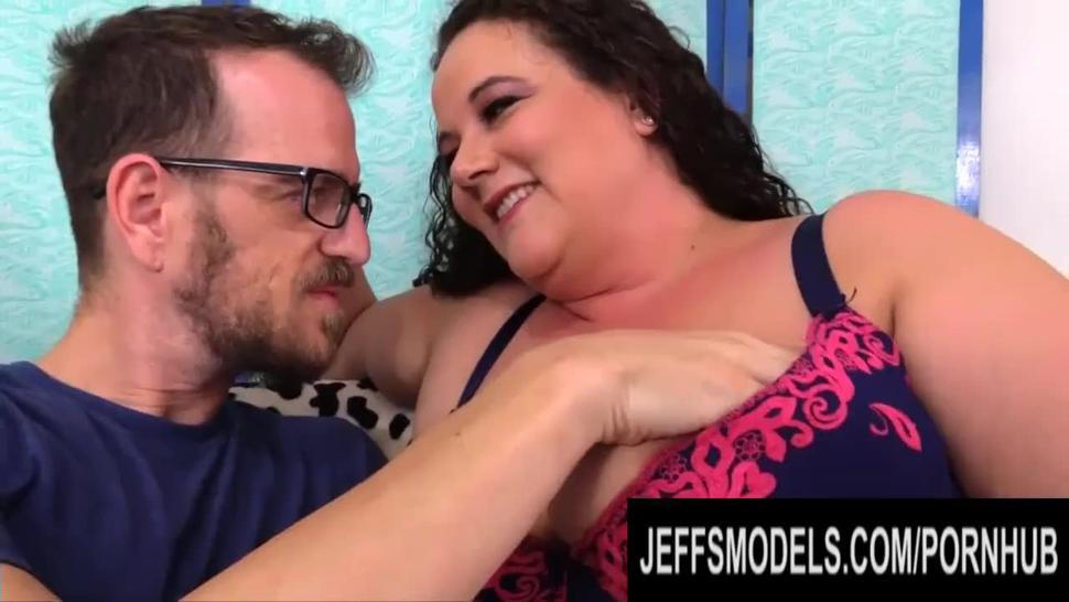 Plumper Hottie Jessica Lust Fucked Rough Enough To Make Her Fat Rolls Jiggle