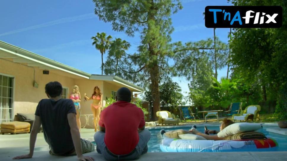 Erika Jordan Bikini Scene  in All American Bikini Car Wash
