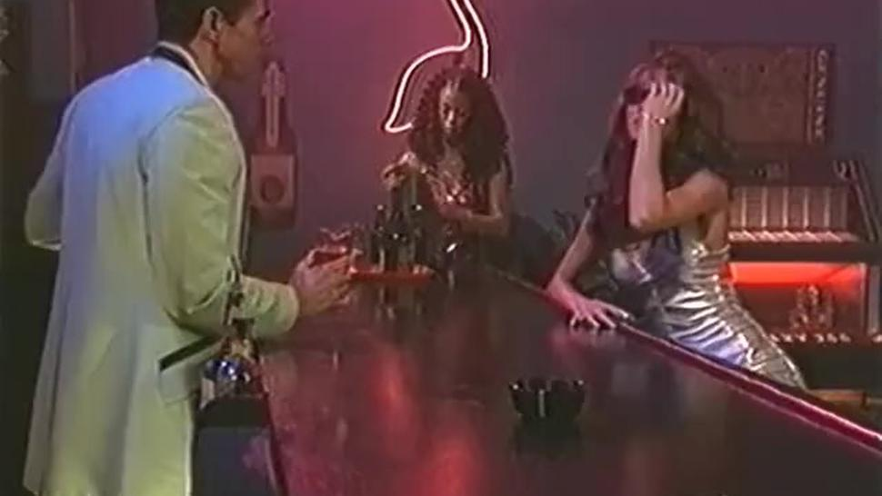 Mission Erotica Full Bar Fuck Scene Kobi Tai & Heather Hunter Screw Peter North Tt Boy Vince Vouyer