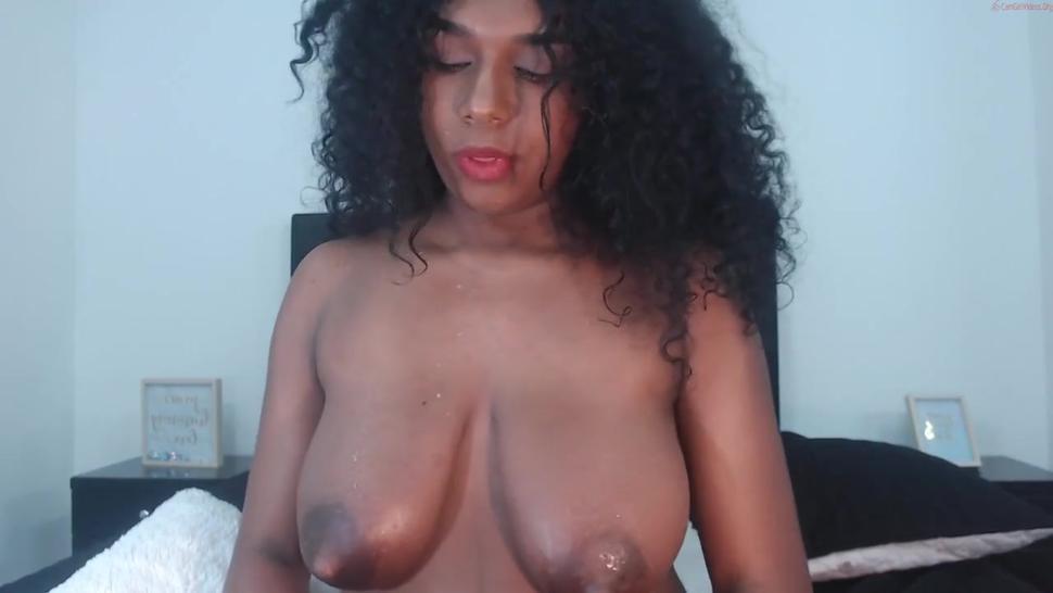 Soysaraa drinks and sprays her breast milk everywhere