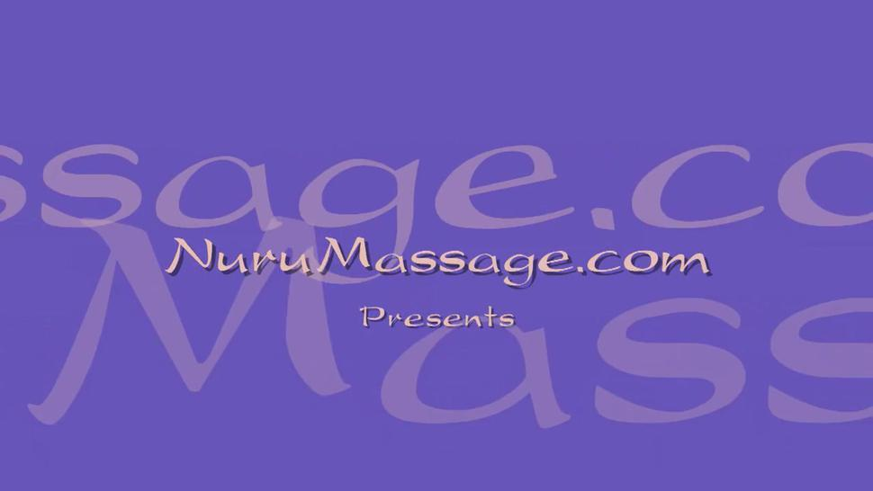 Asian Honey nuru massage