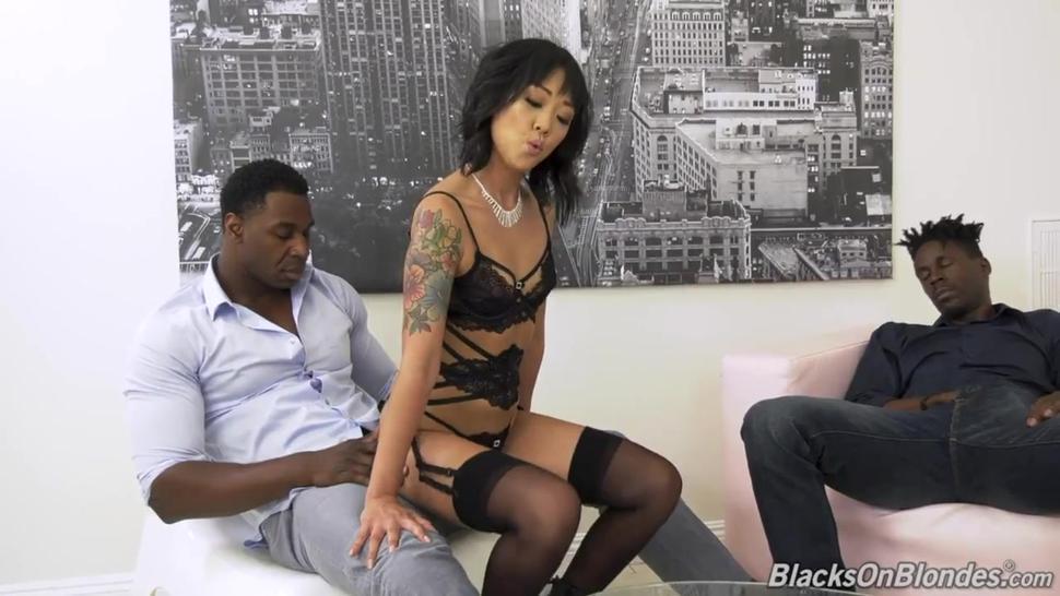 Asian DP Interracial