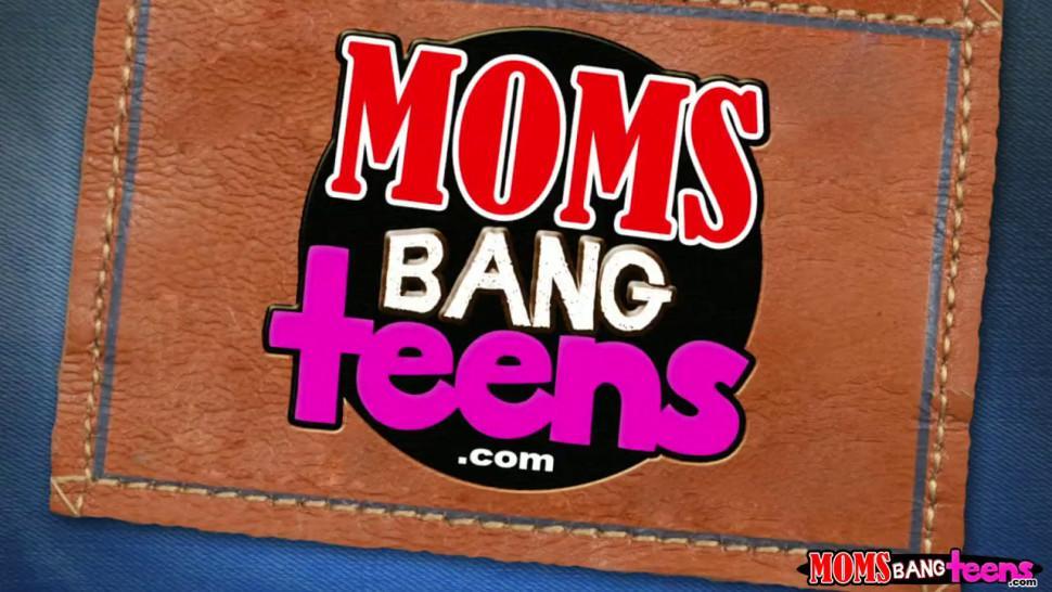 Moms Bang Teen - Virtual step Mother and daughter