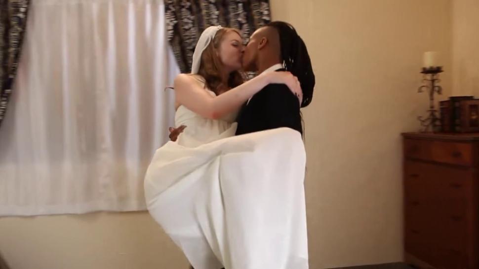 lesbian honeymoon after wedding - video 1
