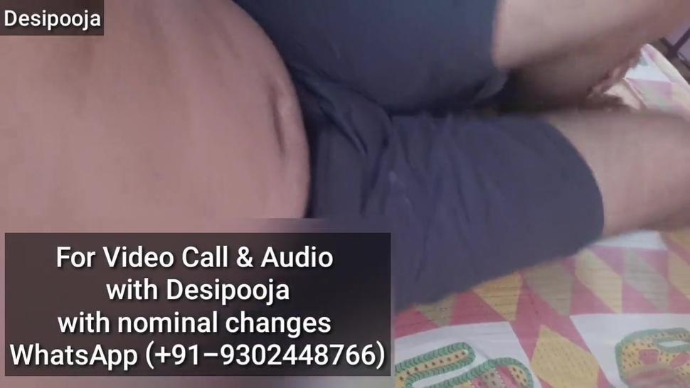 desi indian girl masterbation with hindi Gali Full hindi audio (Twitter Desipooja1)
