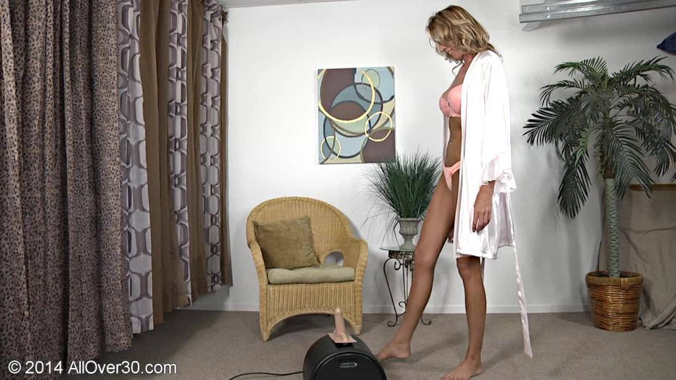 Naughty Mother Rides Toy - Brynn Hunter