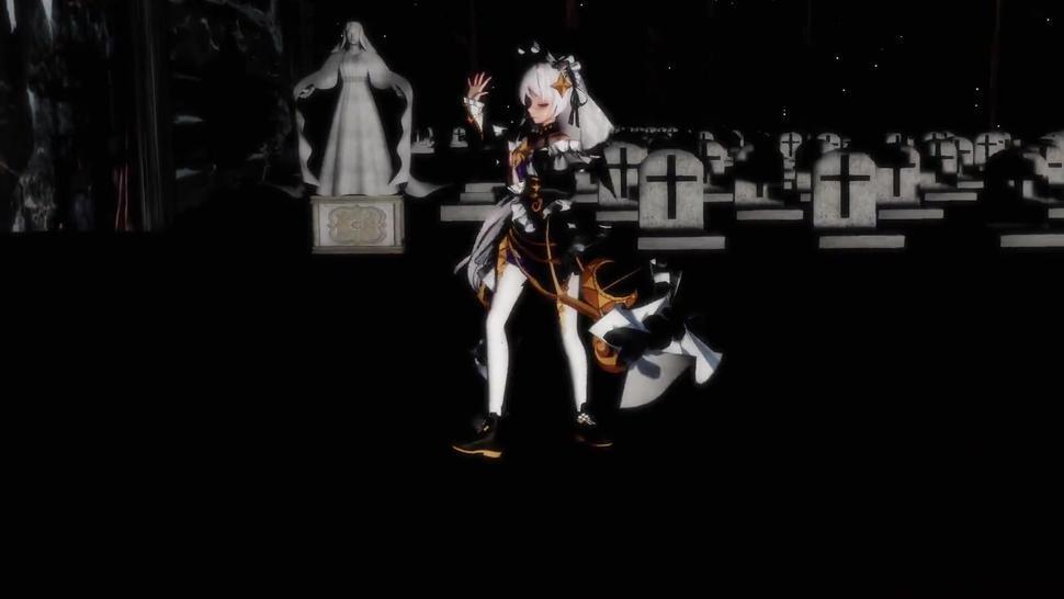 MMD Theresa Apocalypse (Dreaming Chuchu) (MMD Dance)