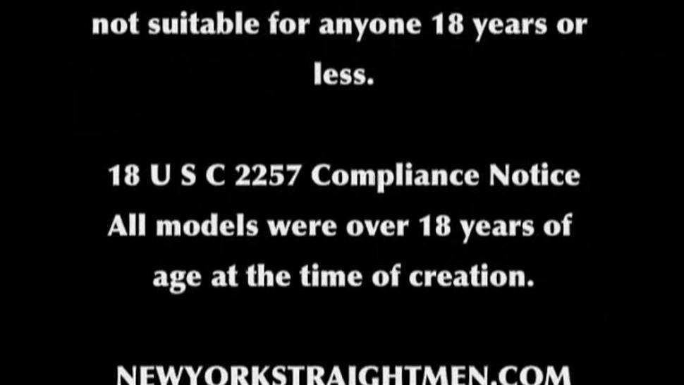 NEW YORK STRAIGHT MEN COCKSUCKER TRYOUTS
