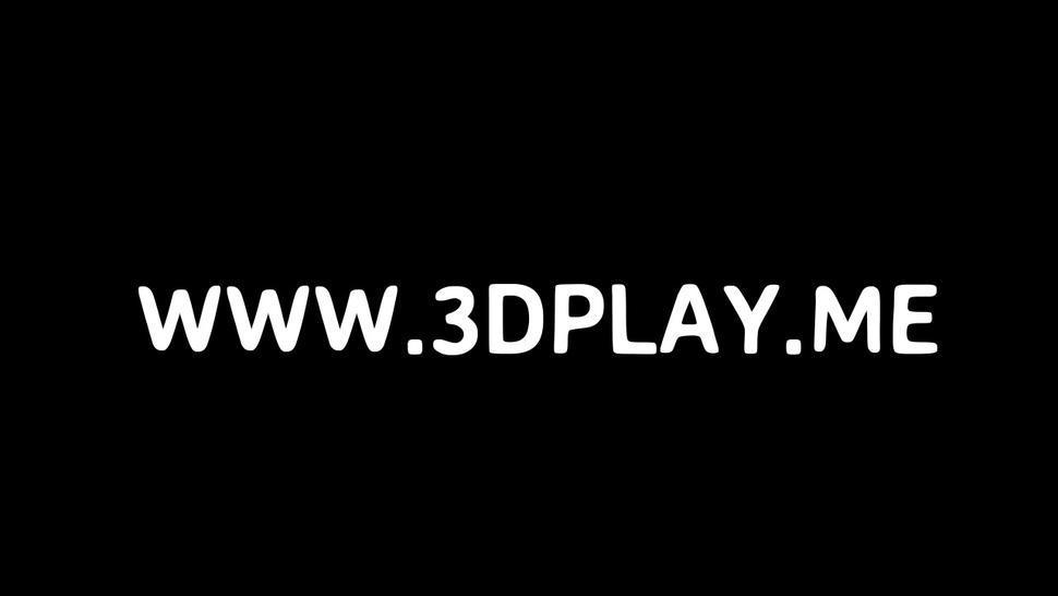 Hentai 3D - Teens Play With Cumshot From Big Dick - - 3D Cartoon
