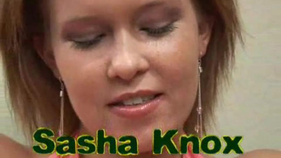 Sexy Sasha Knox - Sasha Xiphias