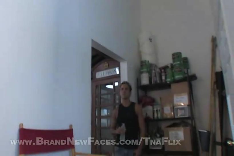 BRANDNEWFACES - Makali Chanel  First Scene Ever