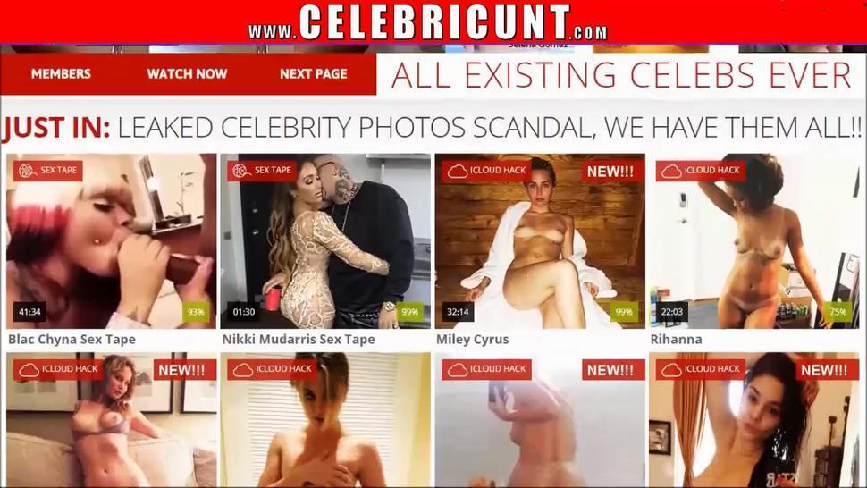 Kim Kardashian Naked Celeb Big Milf Boobs