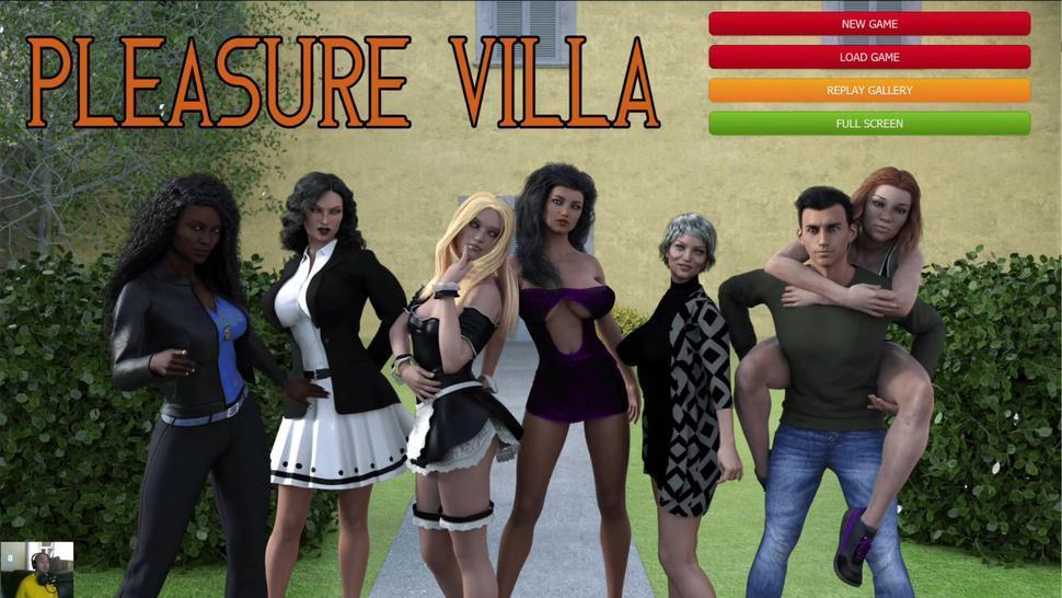 audap's Pleasure Villa PC P2