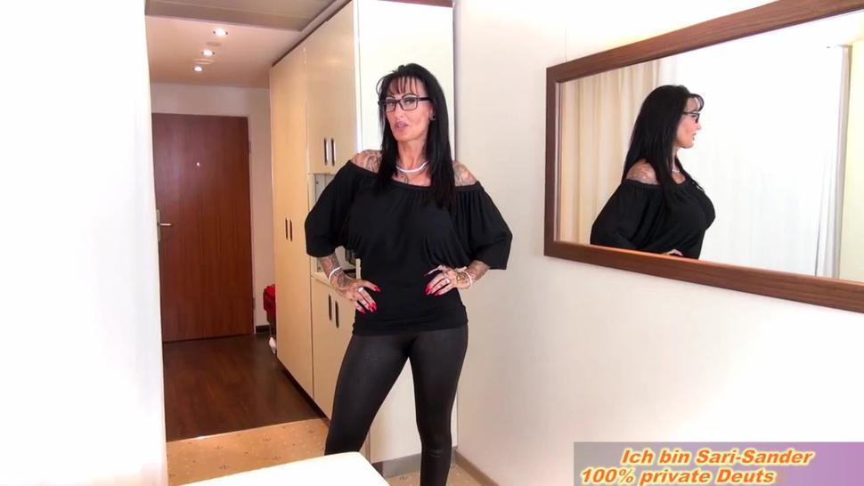 Sari Sander Big Tits -Handjob