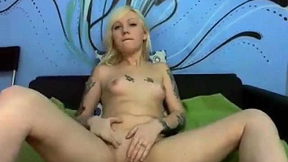 tattooed russian cam girl