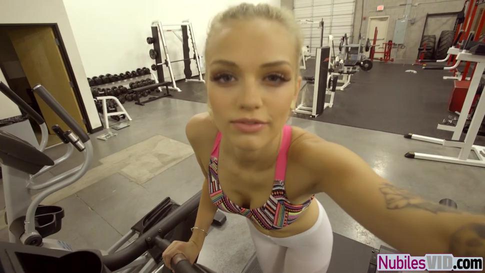 Alex Grey Her Gym Power Pussy.mp4