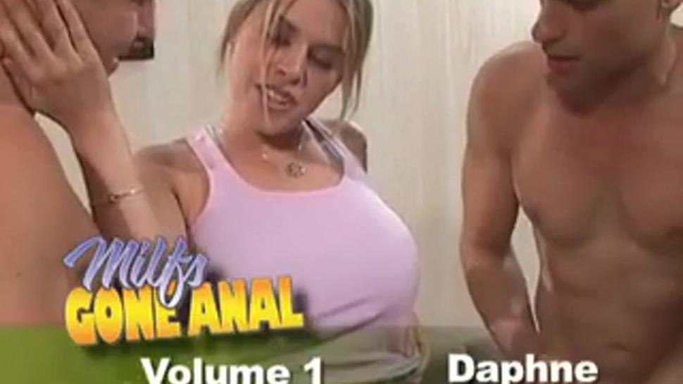 Daphne Rosen hot threesome