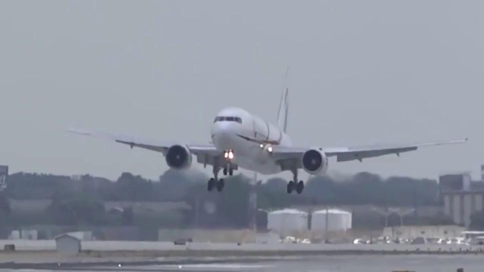 Three Sexy Ass Flight Attendants