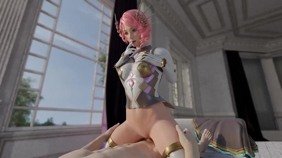 3D hentai mix compilation games cartoon and anime
