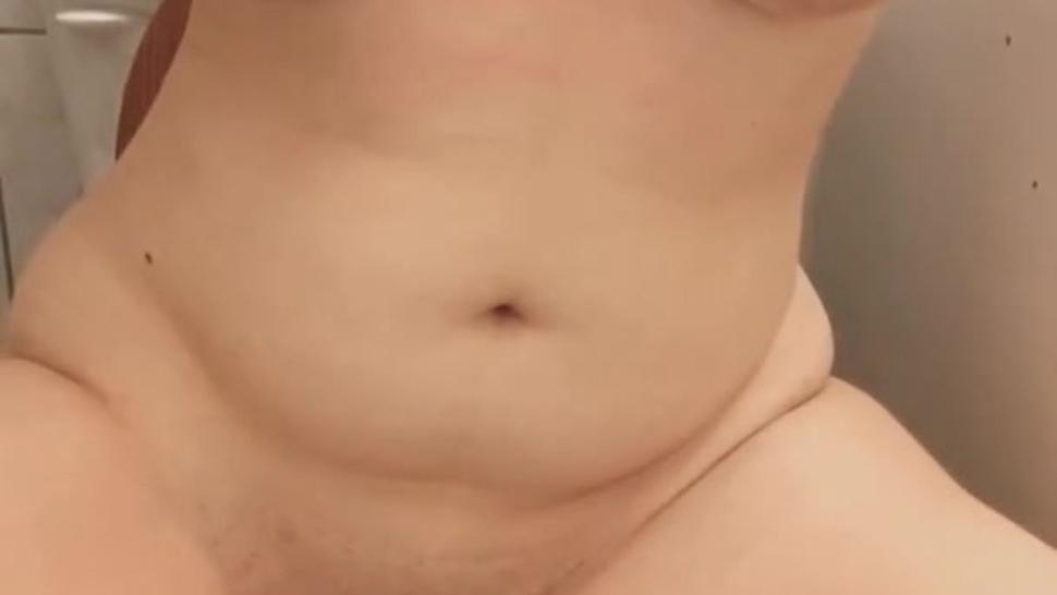 Peeing on camera for the first time ever before rubbing my piss soaked pussy