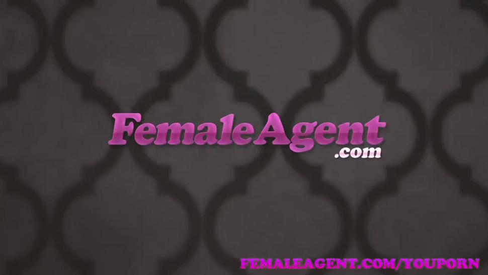 FemaleAgent Sexy new agents hot first casting