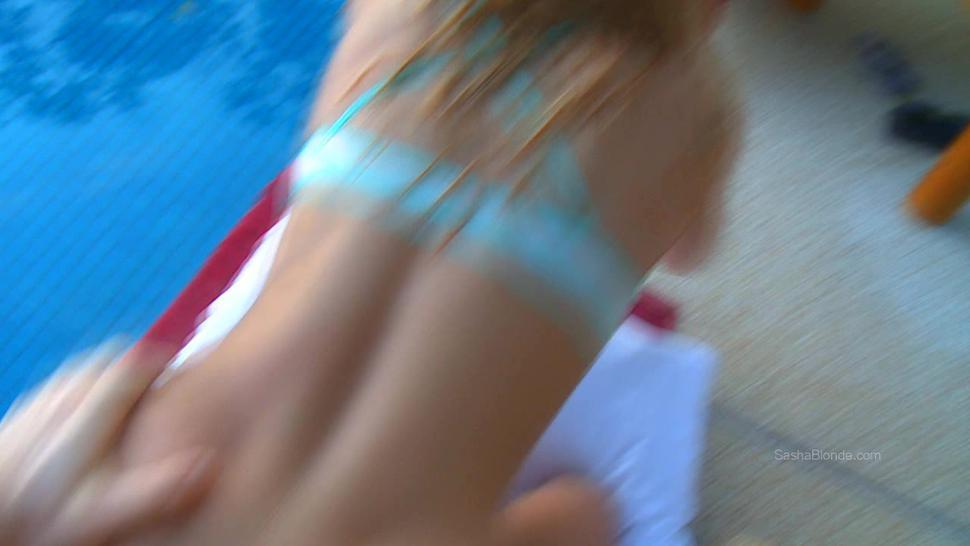 Naughty russian sasha blonde gets fully pleased