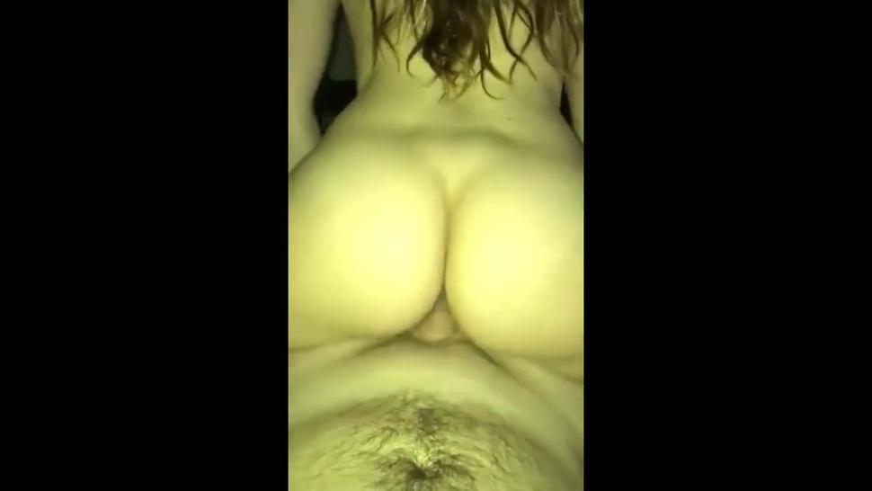 Homemade Reverse Cowgirl