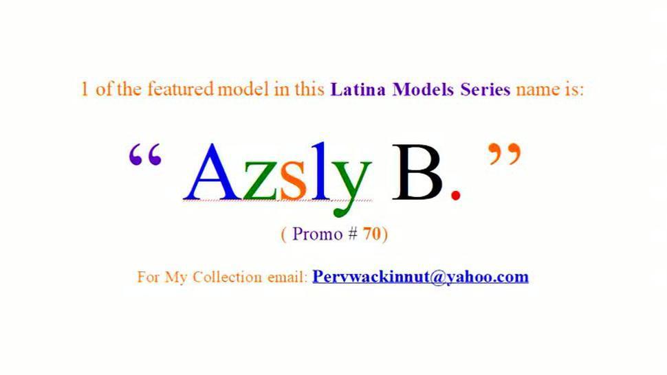 70th Latina Web Models (Promo)