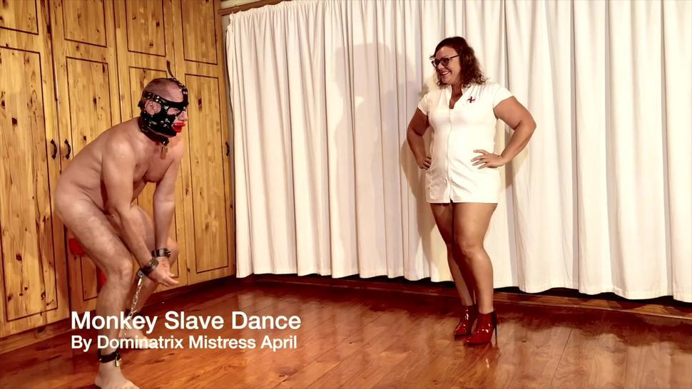 Mistress April - Slave Humiliation