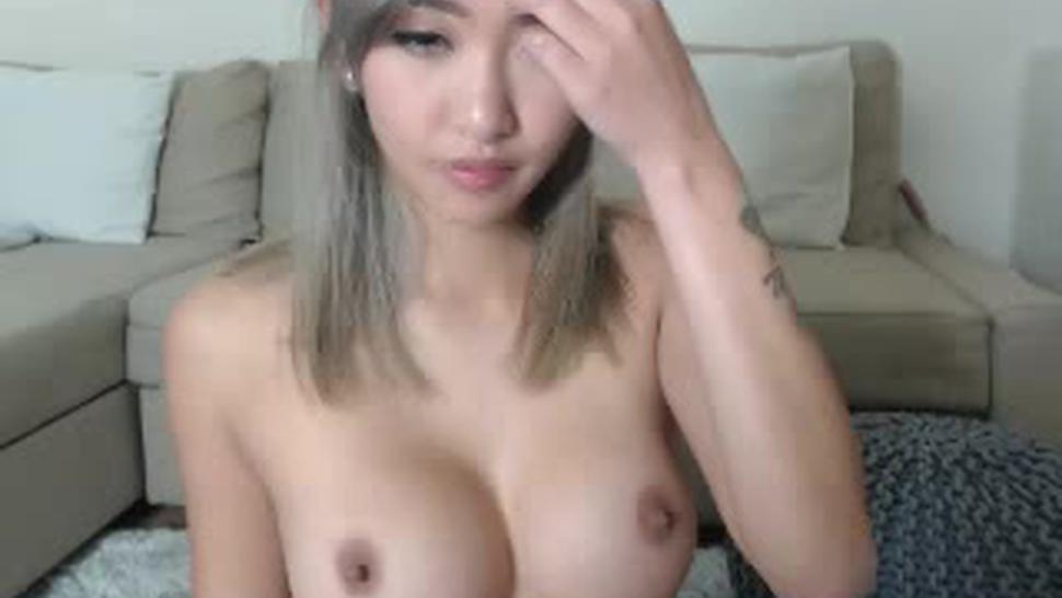 Asian Teen Naked On Webcam