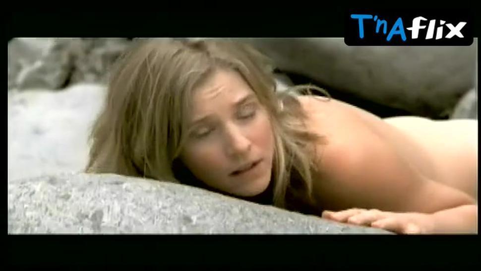 Natacha Regnier Breasts,  Butt Scene  in Le Silence
