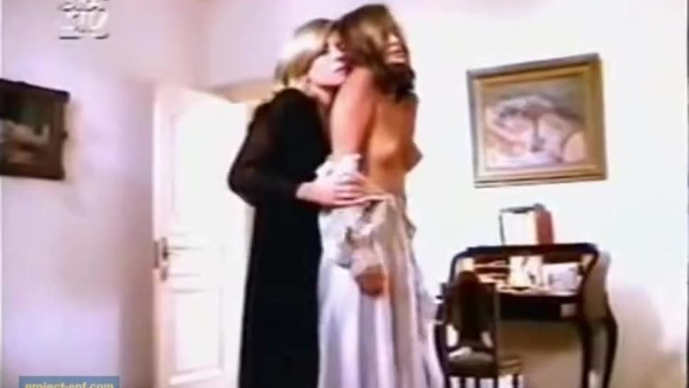 Woman Stripped Naked in front of young man - CMNF CFNF ENF - Movie