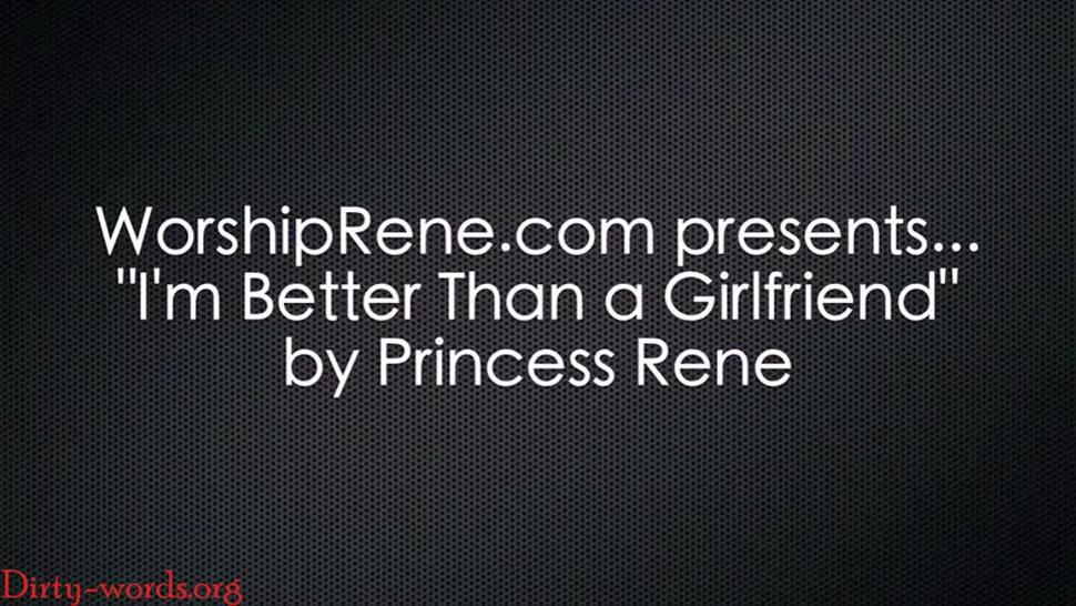 Princess Rene Dont You Wish Your Gf Was Hot Like Me