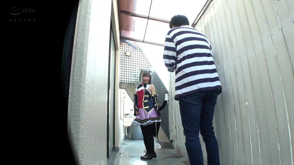ZMEN-053 Japanese cosplay