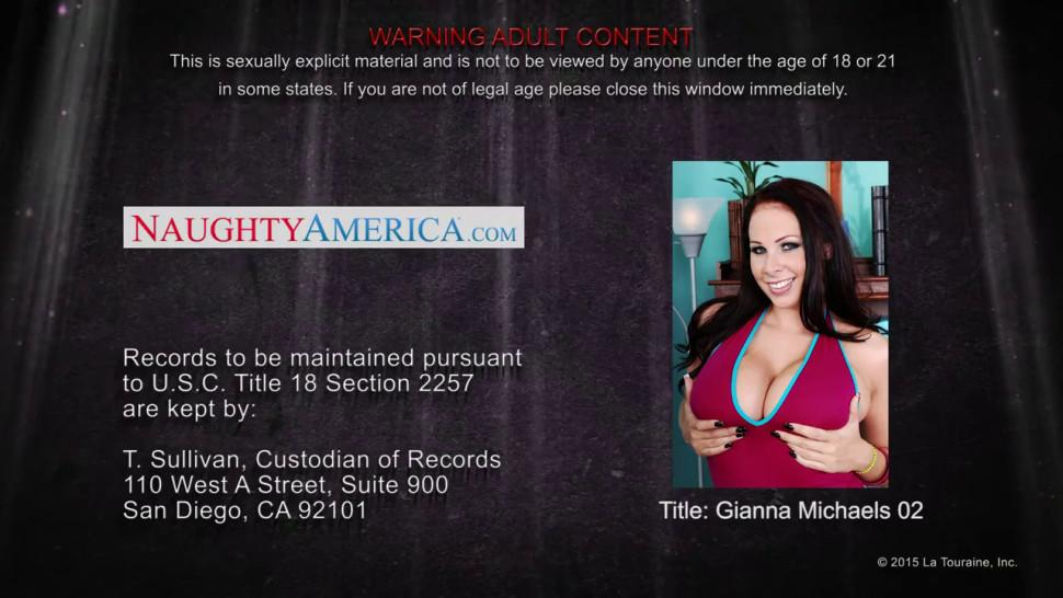 Dreaming of Fucking Gianna Michaels waking up to Dream Coming True.mp4