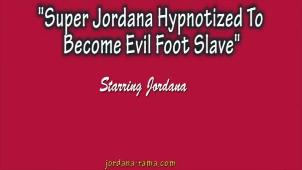 Super Jordana Hypnotized