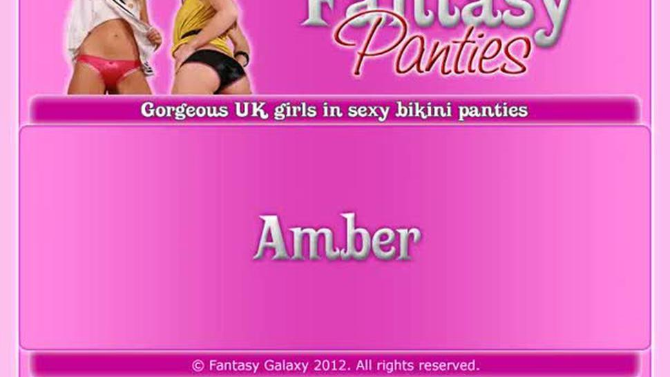 Fantasy Panties Amber Jayne 01